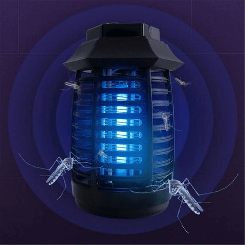 Electric Insect Bug Zapper Lamp Light