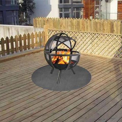 39in Fireproof Chimineas Mat