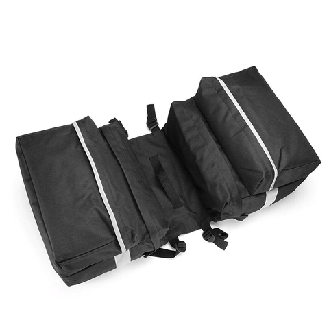 Motorcycle Throw Over Saddlebag Pannier