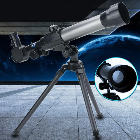 Students Experimental Astronomical Monocular Telescope With Tripod