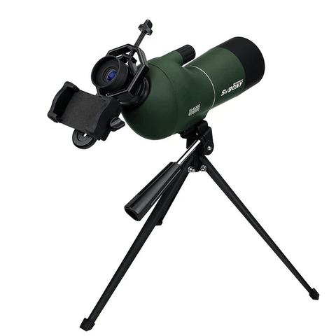 Premium Spotting Scope For Outdoors With Adaptor + Tripod