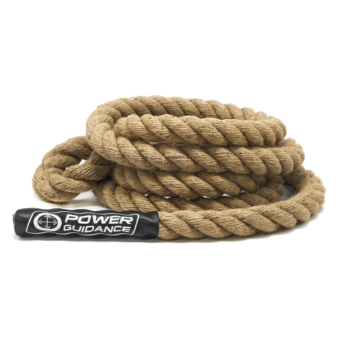 Rugged Crossfit Tree Climbing Knotted Rope