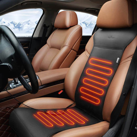 Heated Seat Cushion with Intelligent Temperature Controller