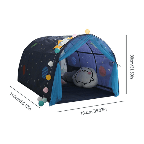 Kids Indoor Pop Up Bed Tent