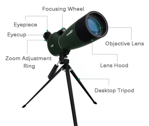 Spotting Scope For Outdoors