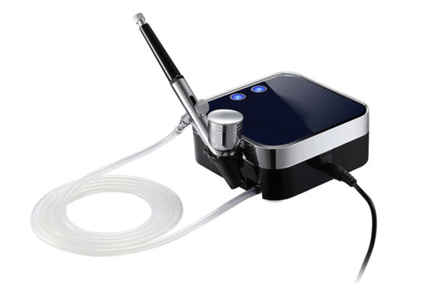 Airbrush Makeup Machine Kit With Compressor
