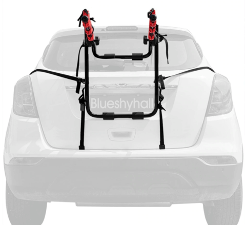 Premium Trunk Mounted Car Bike Holder Rack
