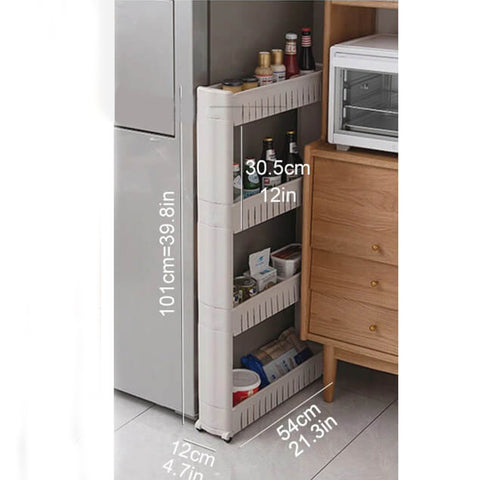 Premium Spices Storage Rack