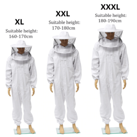 Premium Bee Keeper Clothing Suit