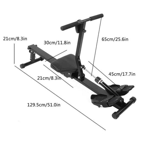 Home Foldable Rowing Machine
