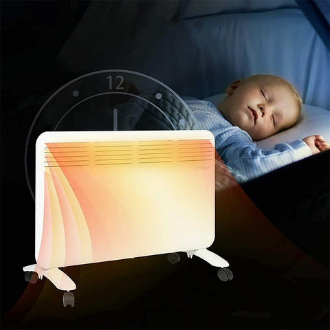 1500W Movable Electric Space Heater