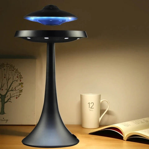 UFO Magnetic Levitation Bluetooth Stereo Wireless Charging & Lamp