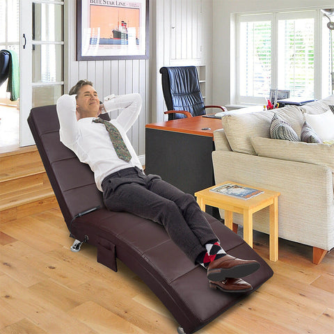 Massage Chaise Lounge Electric Recliner Chair
