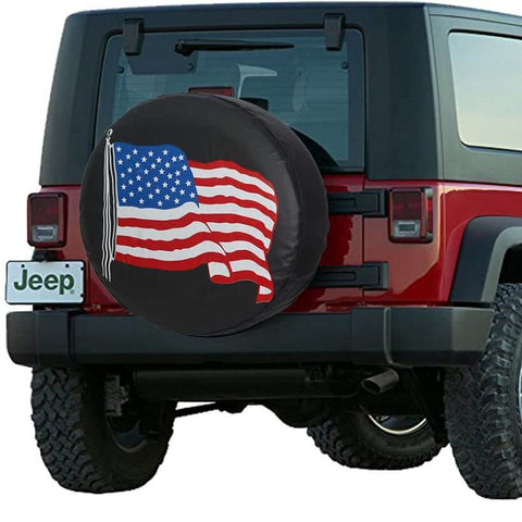 15in Waterproof Spare Tire Cover
