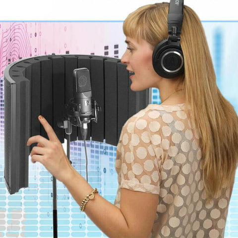 Noise Absorbing Isolation Acoustic Panel Shield
