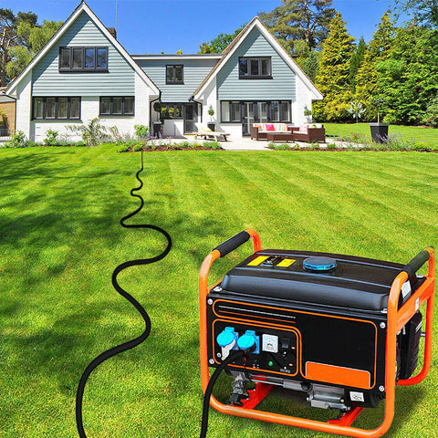 Generator Extension Cord 20Ft Adapter