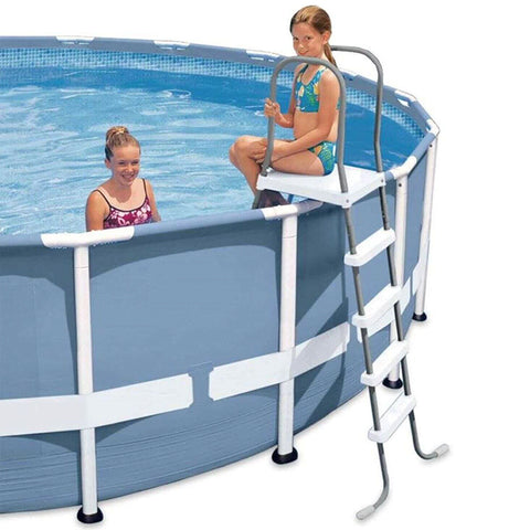 52in Above Ground Pool Entry Step Ladder