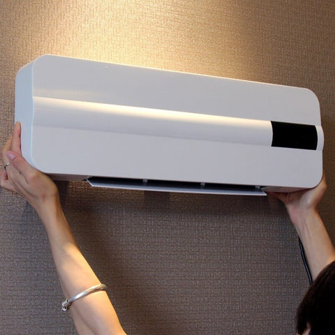 2 in 1 Electric Wall Mounted in Home Heater Air Conditioner