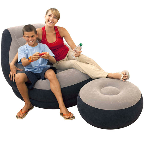 Inflatable Ultra Lounge Chair Set