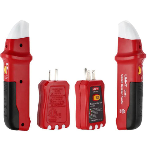 Automatic Circuit Breaker Finder Tester with LED Indicator