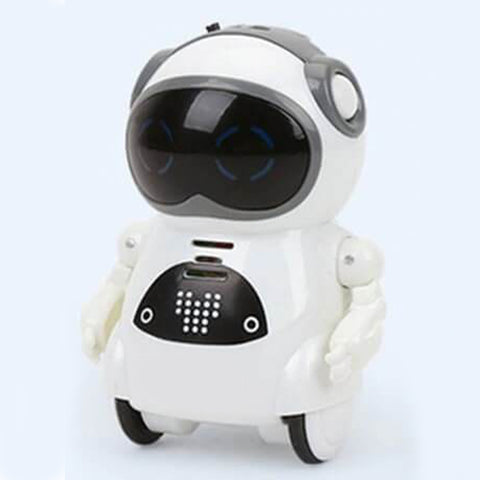 Smart Mini Pocket Robot Voice Recognition