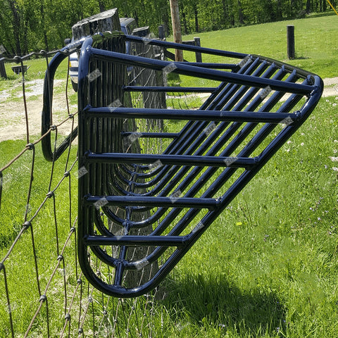 Hanging Hay Fence Feeder Rack for Horses