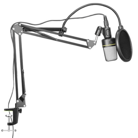 Heavy Duty Desktop Microphone Stand