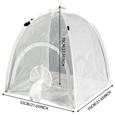 Mini Greenhouse Plant Insulation Shed Tent
