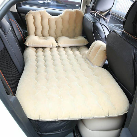 Inflatable Car Air Mattress Bed For Back Seat
