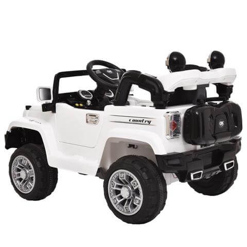 Premium Kids Electric Ride On Motorized Remote Control Car 12V