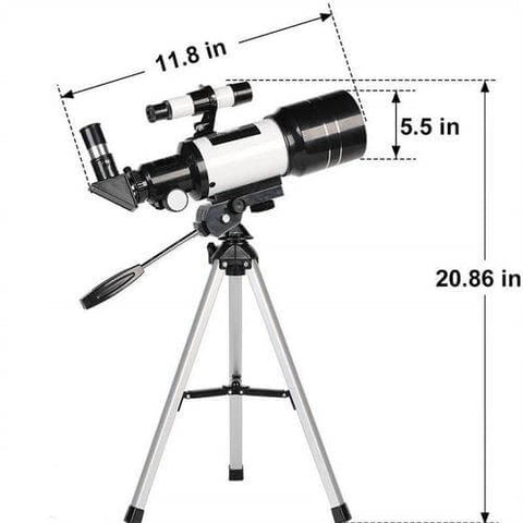 Professional Astronomical Telescope