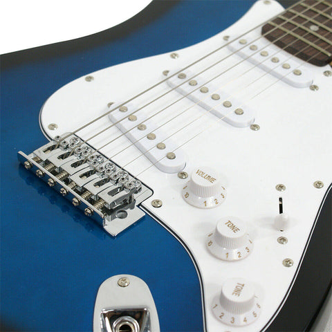 Electric Guitar with Amplifier Beginner Kit