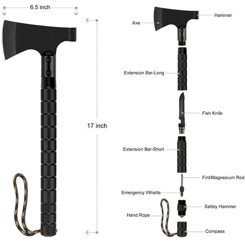 Camping Tactical Axes And Hatchet Survival