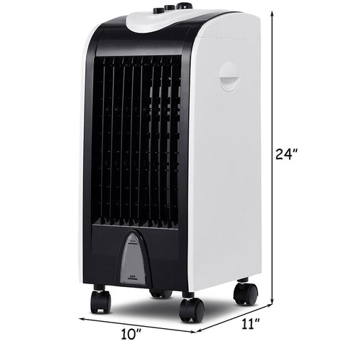 Portable Air Conditioner Stand Up Cooler Fan