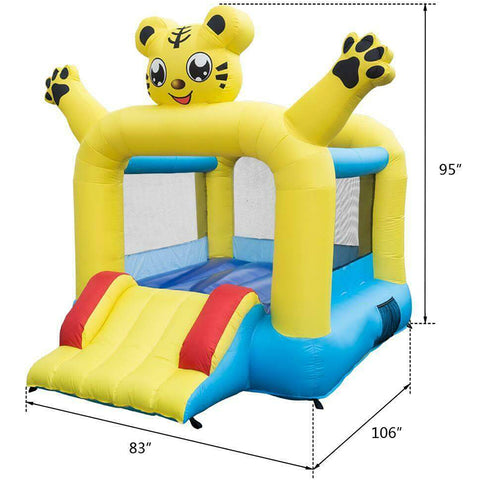 Kids Inflatable Bounce House Bouncer Castle