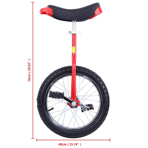 Circus Unicycle for Kids