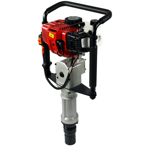 Gas Powered Post Driver 52CC T Pile Driver