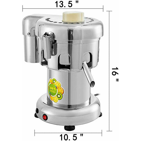 Commercial Juice Extractor Stainless Steel Juicer