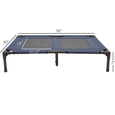 Portable Large Elevated Bed Camping Pet Cot