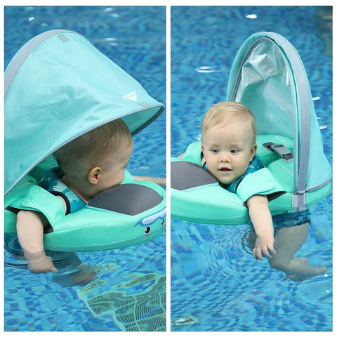 Swimming Baby Floater with Canopy