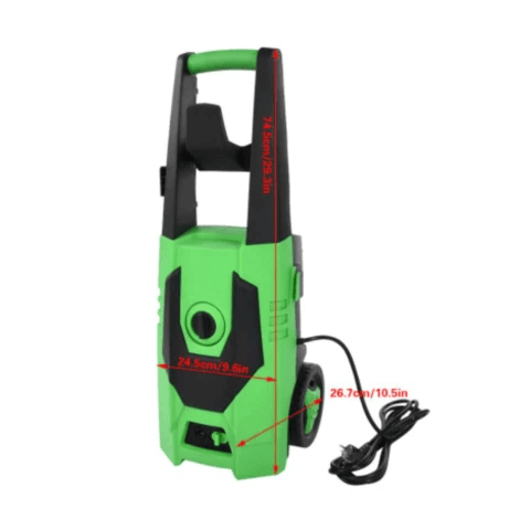 Portable Electric Pressure Power Washer 3000 PSI