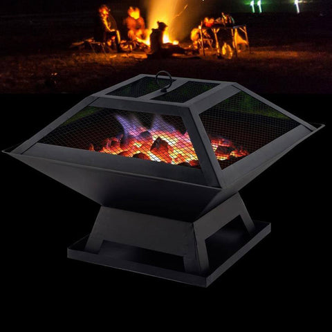 Portable Tabletop Fire Pit Heater