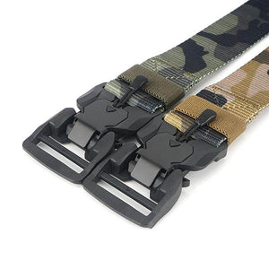 Men's Tactical Riggers Wilderness Utility Belt