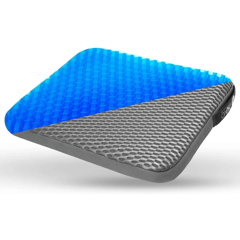 Comfortable Office Desk Chair Gel Seat Cushion Pad