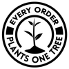 Every order plants a tree!