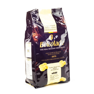 Chocolate Blanco Belcolade 29.5%