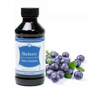 Blueberry Emulsion