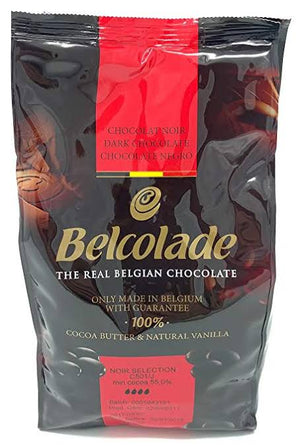 Chocolate Obscuro Belcolade 55.5%
