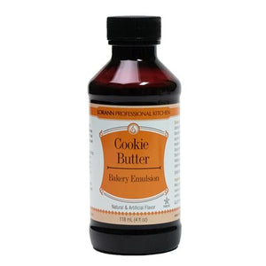 Cookie Butter Emulsion
