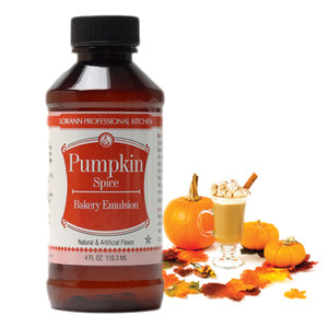 Pumpkin Emulsion